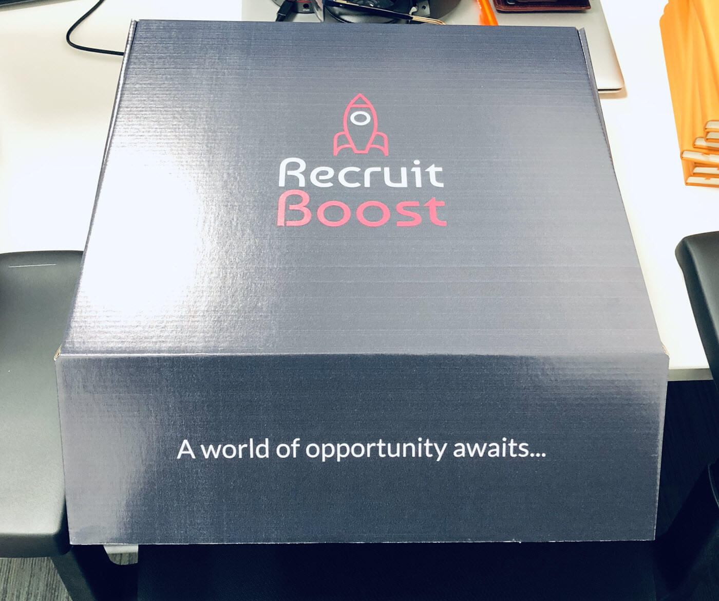 RecruitBoost Welcome Box